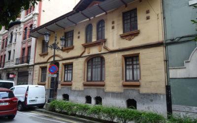 Comenzamos la rehabilitación de dos edificios catalogados en Oviedo