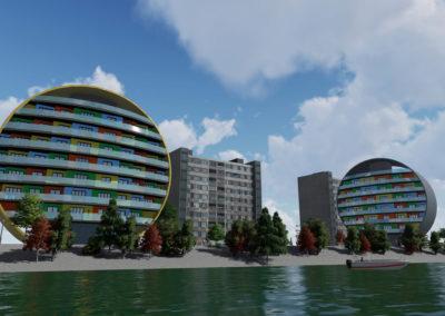 60 Alojamientos dotacionales en Bilbao